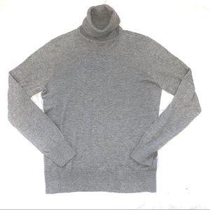 Grey Chaps Turtleneck